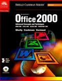 Microsoft Office 2000 Advanced Concepts and Techniques, Shelly, Gary B., 0789546493