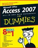 Microsoft Office Access 2007 All-In-One Desk Reference for Dummies, Alan Simpson and Jim McCarter, 0470036494