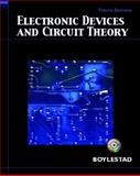 Electronic Devices and Circuit Theory, Boylestad, Robert L. and Nashelsky, Louis, 0135026490