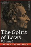 The Spirit of Laws, Charles-Louis de S. Baron de Montesquieu, 1602066493