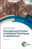 Principles and Practice of Analytical Techniques in Geosciences, , 1849736499