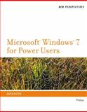 New Perspectives on Microsoft® Windows 7 for Power Users, Phillips, Harry L., 1111526494