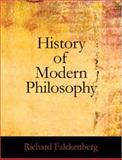 History of Modern Philosophy, Richard Falckenberg, 1426446497