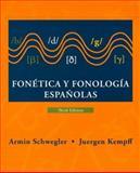 Fonética y fonología Españolas, Kempff, Juergen and Schwegler, Armin, 0471466492