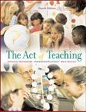 The Act of Teaching, Deborah Bainer Jenkins and Donald R. Cruickshank, 0073126500