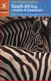 The Rough Guide to South Africa, Lesotho and Swaziland, Tony Pinchuck and Barbara McCrea, 1405386509