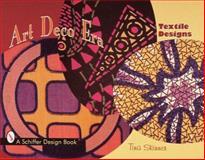 Art Deco Textile Designs, Tina Skinner, 0764306502