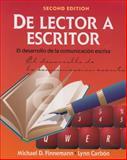 De Lector a Escritor : El Desarrollo de la Comunicación Escrita, Finnemann, Michael D. and Carbón, Lynn, 0838416500