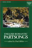 English Romantic Partsongs, , 0193436507