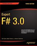 Expert F# 3.0 : Take Your Programming Skills to the Next Level Through Efficient, Expressive, Data-Rich Functional Programming, Syme, Don and Granicz, Adam, 1430246502