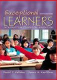 Exceptional Learners, Hallahan, Daniel P. and Kauffman, James M., 0205386504
