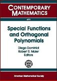 Special Functions and Orthogonal Polynomials, , 0821846507