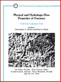 Physical and Hydrologic Flow Properties of Fractures Las Vegas, Nevadazion Canyon, Utahgrand Canyon, Arizonayucca Mountain, Nevada, Field Trip T385, Barton, 0875906508