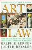 Art Law, Ralph E. Lerner and Judith Bresler, 1402406509