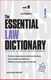 The Essential Law Dictionary 9781572486508