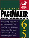PageMaker 6.5 for Windows, Alspach, Ted, 0201696509
