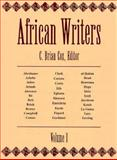 African Writers, , 0684196514
