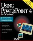 Using Powerpoint for Windows, Que Development Group Staff, 1565296516