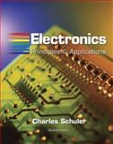 Electronics : Principles and Applications, Schuler, Charles A., 0073316512