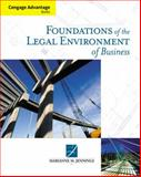 Foundations of Legal Environment of Business, Jennings, Marianne M., 0324566514