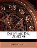 Die Mimik des Denkens, Sante De Sanctis, 1145586511