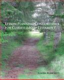 Lesson Planning Concordance for Clarified New Testament, Elnora Blanchett, 1466966513