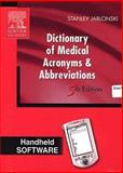 Dictionary of Medical Acronyms and Abbreviations, Jablonski, Stanley, 1560536519