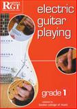 Electric Guitar Playing: Grade 1, Tony Skinner, 1898466513
