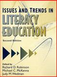 Issues and Trends in Literacy Education : A Source Book, Robinson, Richard D. and McKenna, Michael C., 0205296513