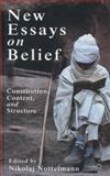 New Essays on Belief : Constitution, Content and Structure, , 1137026510
