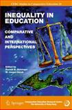 Inequality in Education : Comparative and International Perspectives, , 9048126517
