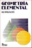 Geometría Elemental 9789681806514
