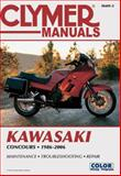Kanwasaki Concours, 1986-2006, Clymer Publications Staff, 1599696517