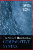 The Oxford Handbook of Comparative Syntax, , 0195136519