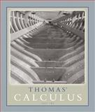 Thomas' Calculus Part 2 (Multivariable, Chs. 11-16), Thomas, George B. and Weir, Maurice D., 0321226518