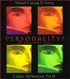 What Color Is Your Personality?, Carol Ritberger, 1561706515