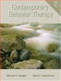 Contemporary Behavior Therapy, Spiegler, Michael D. and Guevremont, David C., 053454651X