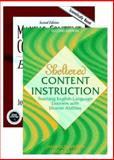 Sheltered Content and SIOP Model Bundle, Echevarria, Jana and Graves, Anne, 0205446523