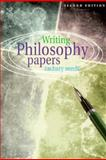 Writing Philosophy Papers, Seech, Zachary, 0534506526