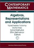 Algebras, Representations and Applications, I. P. Shestakov, 0821846523