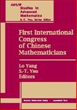 First International Congress of Chinese Mathematicians : Proceedings of ICCM-1, December 12-16, 1998, Morningside Center of Mathematics, Chinese Academy of Sciences, Beijing, China, Yang, Lena L. and Yau, S.-T., 0821826522