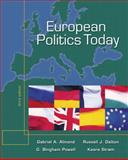 European Politics Today, Almond, Gabriel A. and Dalton, Russell J., 0321236521