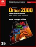 Microsoft Office 2000 : Essential Concepts and Techniques, Shelly, Gary B. and Cashman, Thomas J., 0789546523
