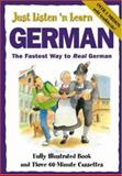 Listen and Learn German, Just Listen 'N' Learn Series, Natl Textbook, 084429652X
