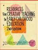 Resources for Creative Teaching in Early Childhood Education 9780155766525