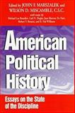 American Political History 9780268006525