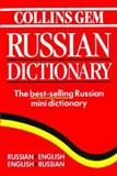 Collins Gem Russian Dictionary, HarperCollins Publishers Ltd. Staff, 0004586522