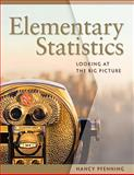 Elementary Statistics : Looking at the Big Picture, Pfenning, Nancy, 0495016527