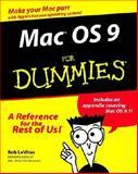 MacOS 9 for Dummies, Bob LeVitus, 0764506528