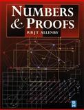 Numbers and Proofs, Allenby, Reg, 0340676531